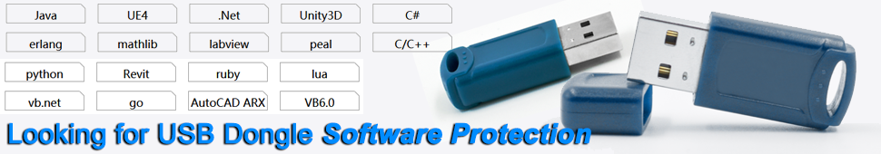 Dongle based software protection solutions