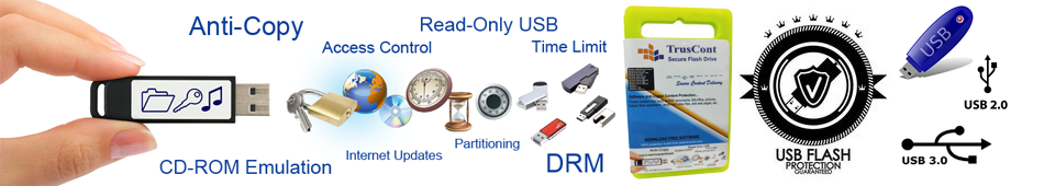 Secure USB Flash Drive: Encrypted USB Flash Drives for Video/Data Security